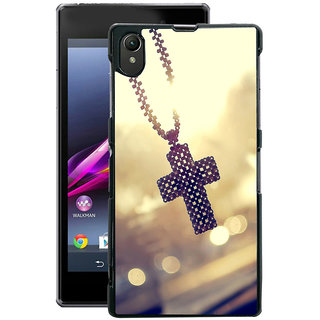 Instyler Digital Printed Back Cover For Sony Xperia Z1 SONYZ1DS-10273