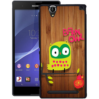Instyler Digital Printed Back Cover For Sony Xperia T2 SONYT2DS-10217