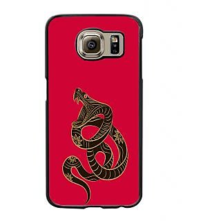 Instyler Digital Printed Back Cover For Samsung Galaxy S6 SGS6DS-10165