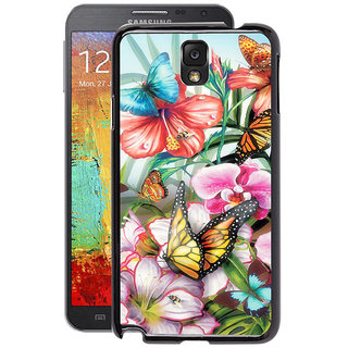 Instyler Digital Printed Back Cover For Samsung Galaxy Note 3 SGN3DS-10283