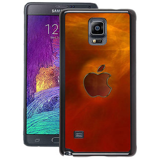 Instyler Digital Printed Back Cover For Samsung Galaxy Note 4 SGN4DS-10198