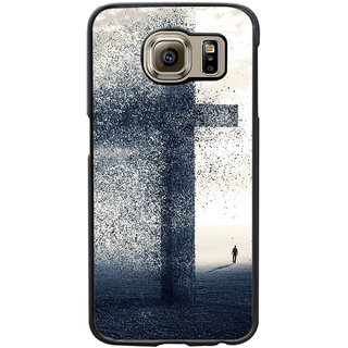 Instyler Digital Printed Back Cover For Samsung Galaxy S6 SGS6DS-10259