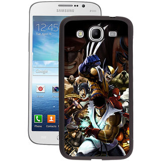 Instyler Digital Printed Back Cover For Samsung Galaxy Mega 5.8 SGM5.8DS-10299