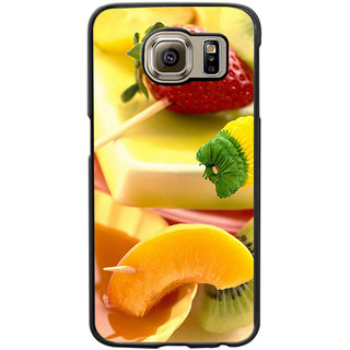 Instyler Digital Printed Back Cover For Samsung Galaxy S6 Edge SGS6EDS-10213