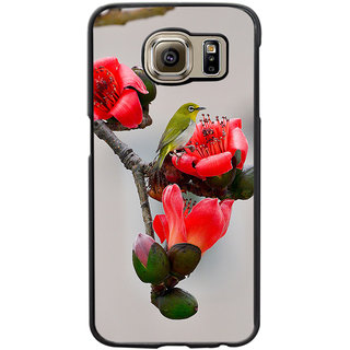 Instyler Digital Printed Back Cover For Samsung Galaxy S6 Edge SGS6EDS-10257