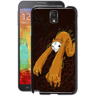 Instyler Digital Printed Back Cover For Samsung Galaxy Note 3 SGN3DS-10178