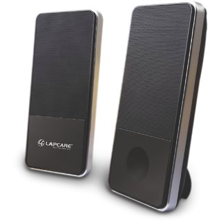 Lapcare Audi 2.0 USB Multimedia Speaker