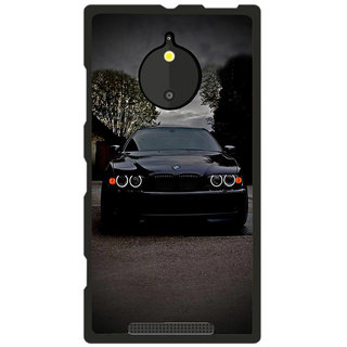 Instyler Digital Printed Back Cover For Nokia Lumia 830 NKLM830DS-10233