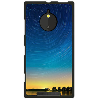 Instyler Digital Printed Back Cover For Nokia Lumia 830 NKLM830DS-10293