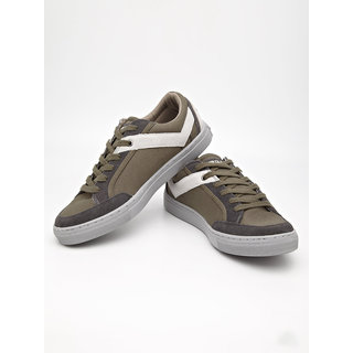 GAS FOOTWEAR Sporty Canvas Slip- Ons