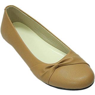 Select Beige Women Ballerinas