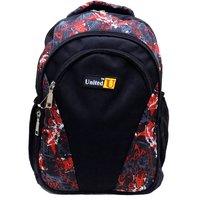 United Bags Orange Camouflage Backpack