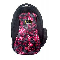 United Bags Pink Bottle Backpack