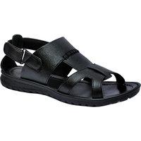 Footlodge MenS Velcro Strap Sandals (35006)