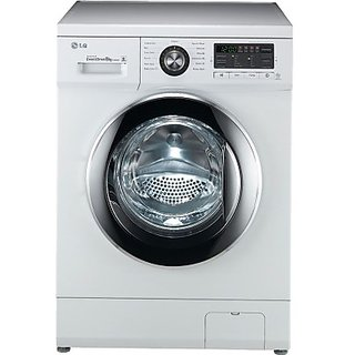 LG 8 kg Fully Automatic Front Loading Washing Machine
