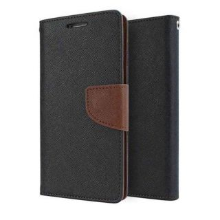 Wallet Flip Cover For  Micromax Canvas HD A116 available at ShopClues for Rs.303