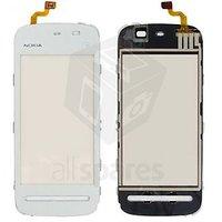 Original Touch Screen Digitizer Glass For Nokia 5233 5230 5235 Black
