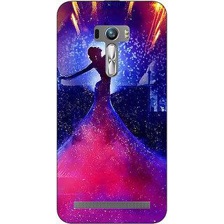 Jugaaduu Bollywood Superstar Deepika Padukone Back Cover Case For Asus Zenfone Selfie - J991060