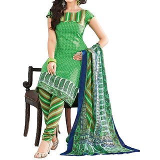 Womens Unstitched Salwar Suit Dress Material