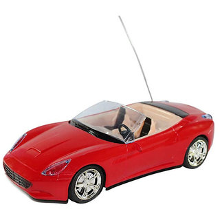 Red Battery Operated Kids Car