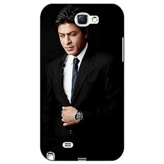 Jugaaduu Bollywood Superstar Shahrukh Khan Back Cover Case For Samsung Galaxy Note 2 N7100 - J80926