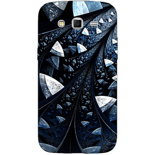 Jugaaduu Abstract Design Pattern Back Cover Case For Samsung Galaxy Grand 2 - J71523