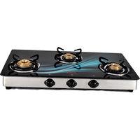 Jindal Designer O Series 3 Burner Cooktop - 2511332