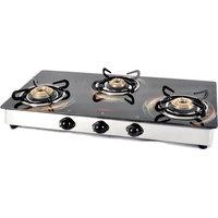 Jindal Designer O Series 3 Burner Cooktop - 2511390