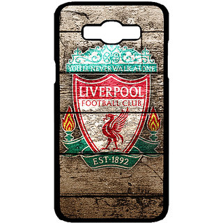 Jugaaduu Liverpool Back Cover Case For Samsung Galaxy J7 - J700548