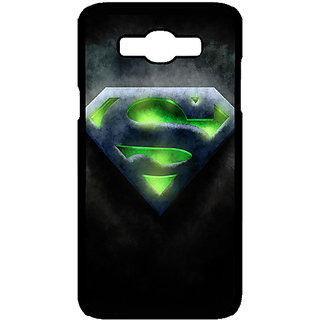 Jugaaduu Superheroes Superman Back Cover Case For Samsung Galaxy J7 - J700389