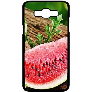 Jugaaduu Watermelon Back Cover Case For Samsung Galaxy J7 - J700690