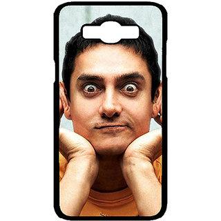 Jugaaduu Bollywood Superstar Aamir Khan Back Cover Case For Samsung Galaxy J7 - J700934