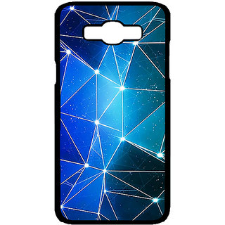 Jugaaduu Crystal Prism Back Cover Case For Samsung Galaxy J7 - J701446