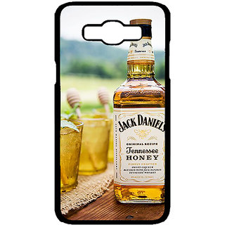 Jugaaduu Jack Daniels JD Whisky Back Cover Case For Samsung Galaxy J7 - J701211