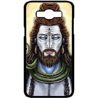 Jugaaduu Mahadev Shiv Shankar Bholenath Back Cover Case For Samsung Galaxy J7 - J701277