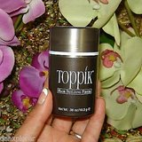 Toppik Hair Building Fibers 25 Grams Black Color