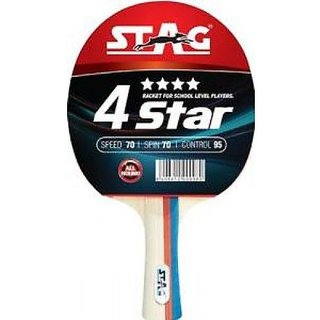 Stag 4 Star Table Tennis Racket