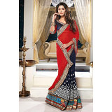 Compare Party Wear Designer Sarees at Compare Hatke