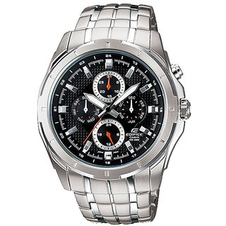 CASIO EDIFICE MULTI DIALS EF-328D-1AVDF (ED375) MEN'S WATCH