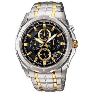 Casio Edifice Multi Dials  Watch