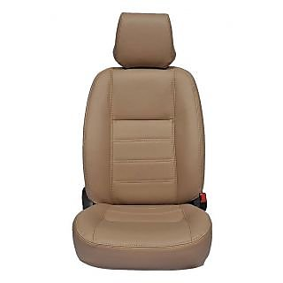 BECART PU Leather Seat Cover for Toyota Innova