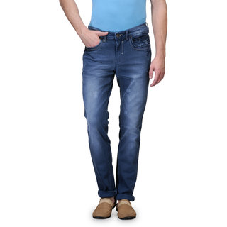 Canary London Blue Mens Casual Jean