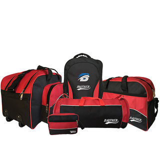 Bagther Multi Utility Bags Combo - Set of 5