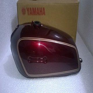 Orignal Yamaha rx100 petrol tank/fuel tank