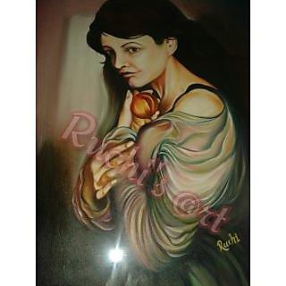 handmae original oil painting on canvas