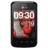 LG E420 Dual Sim mobile phone ( Black )