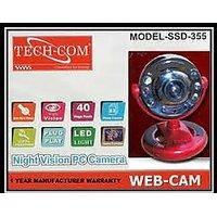 Tech Com Web Camera