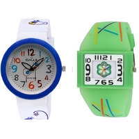 Omax Kids Fiber Watch Combo