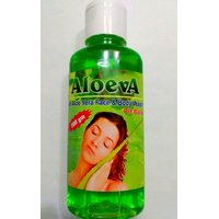 Aloeva Herbal Aloe-Vera Face Wash and Body Wash Gel(100ml)