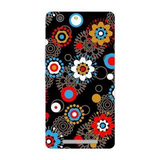 Garmor Designer Plastic Back Cover For Gionee Marathon M5